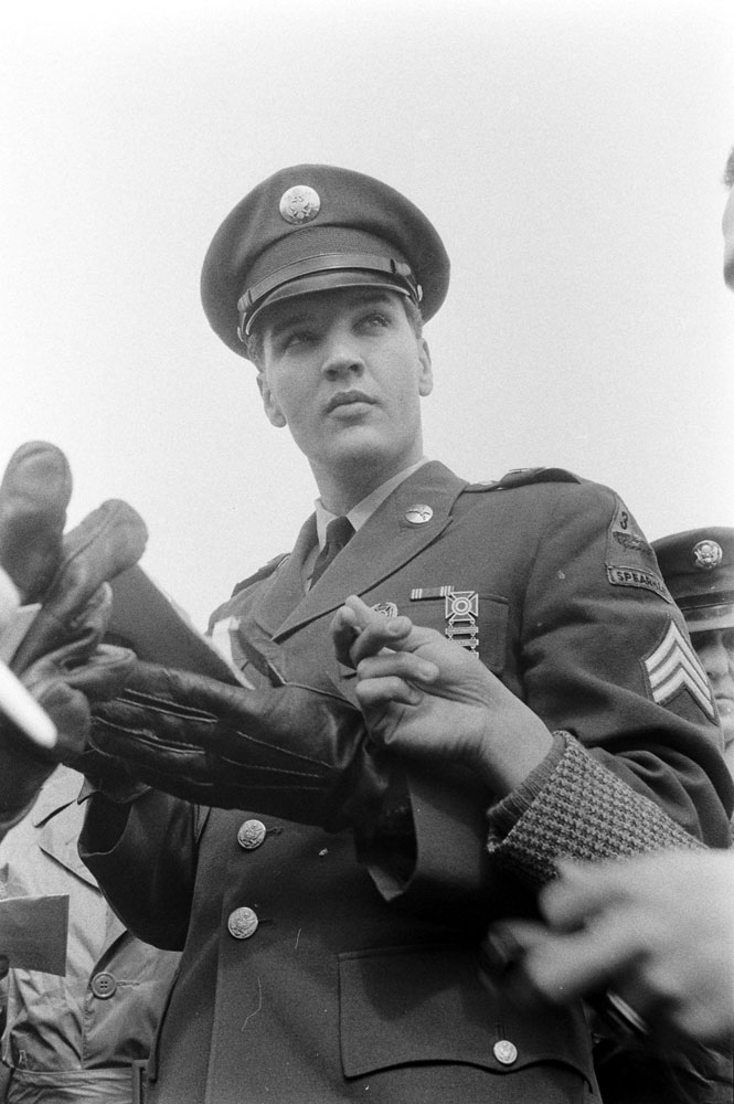 Return of the King: When Elvis Left the Army