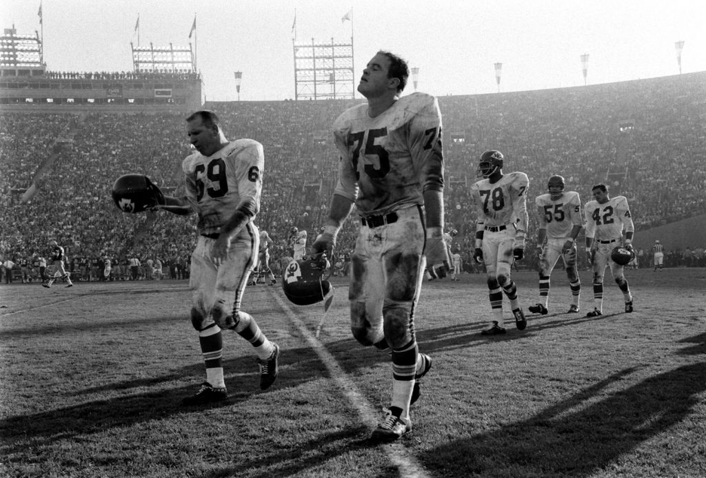 The First Super Bowl: Rare Photos from a Football Classic