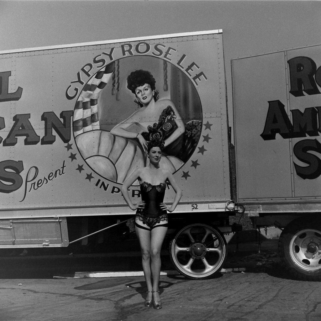 Striptease Superstar: Rare and Classic Photos of Gypsy Rose Lee