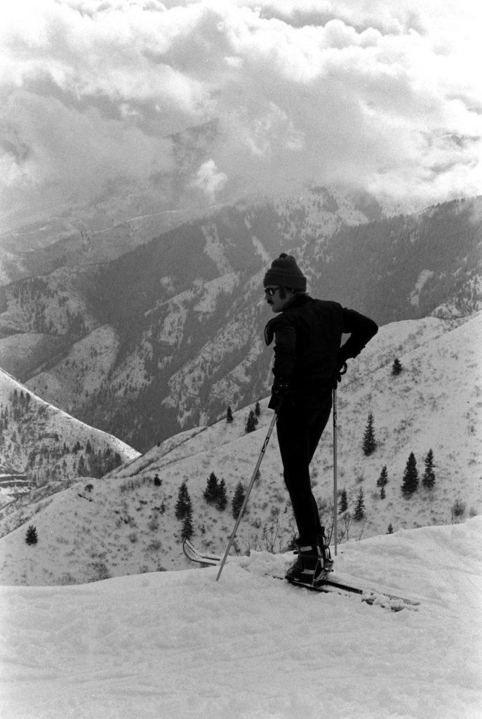 Robert Redford, Utah, 1969.