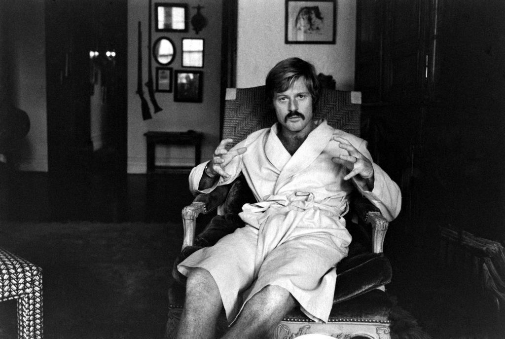 Robert Redford, Utah, 1969