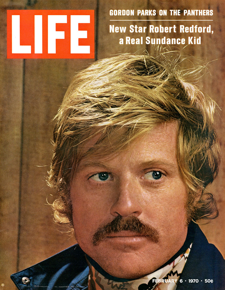 Robert Redford, LIFE Magazine, February 6, 1970