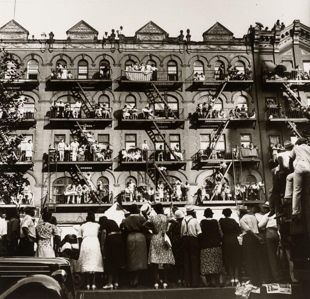 Elks Parade, Harlem, from Harlem Document, 1938