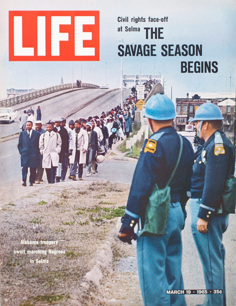 'Selma Starts the Savage Season,' LIFE, March 19, 1965