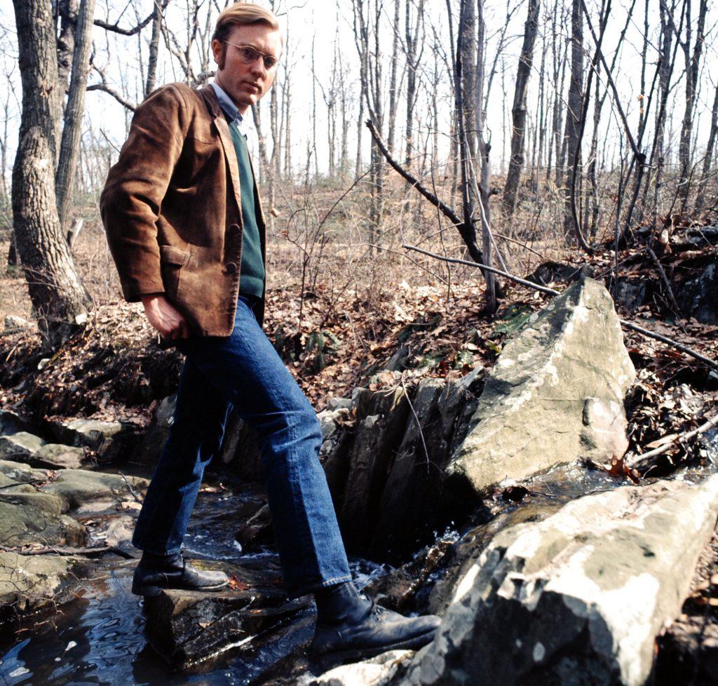 1970 Earth Day staffer, Bryce Hamilton.
