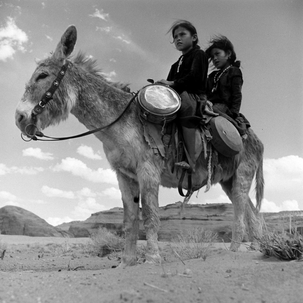 Utah Desert, 1947