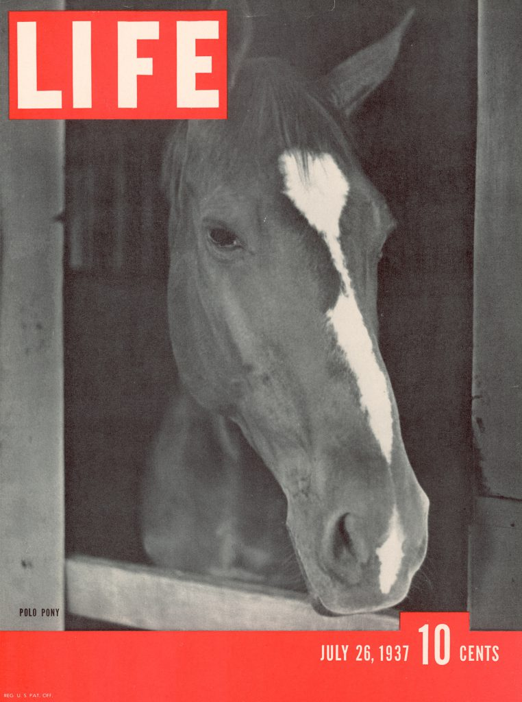 July 26, 1937 LIFE Magazine cover