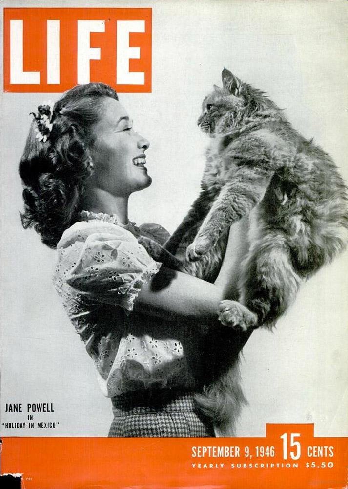 September 9, 1946 LIFE Magazine cover