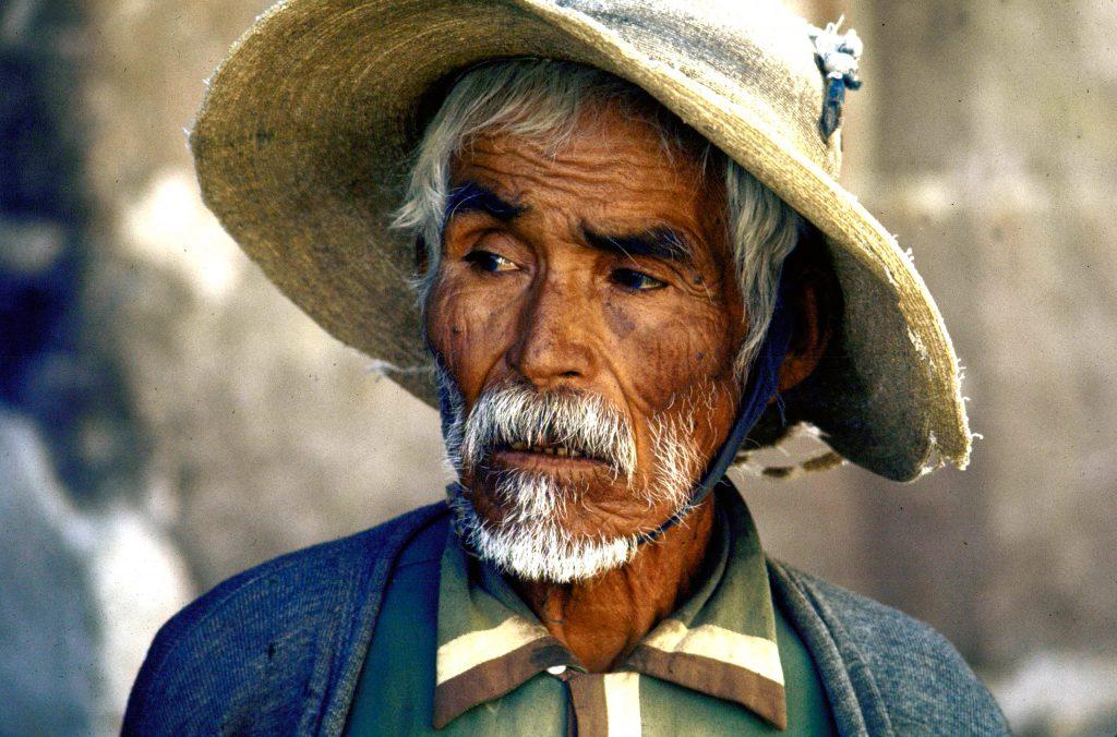 Indian of Morelia.