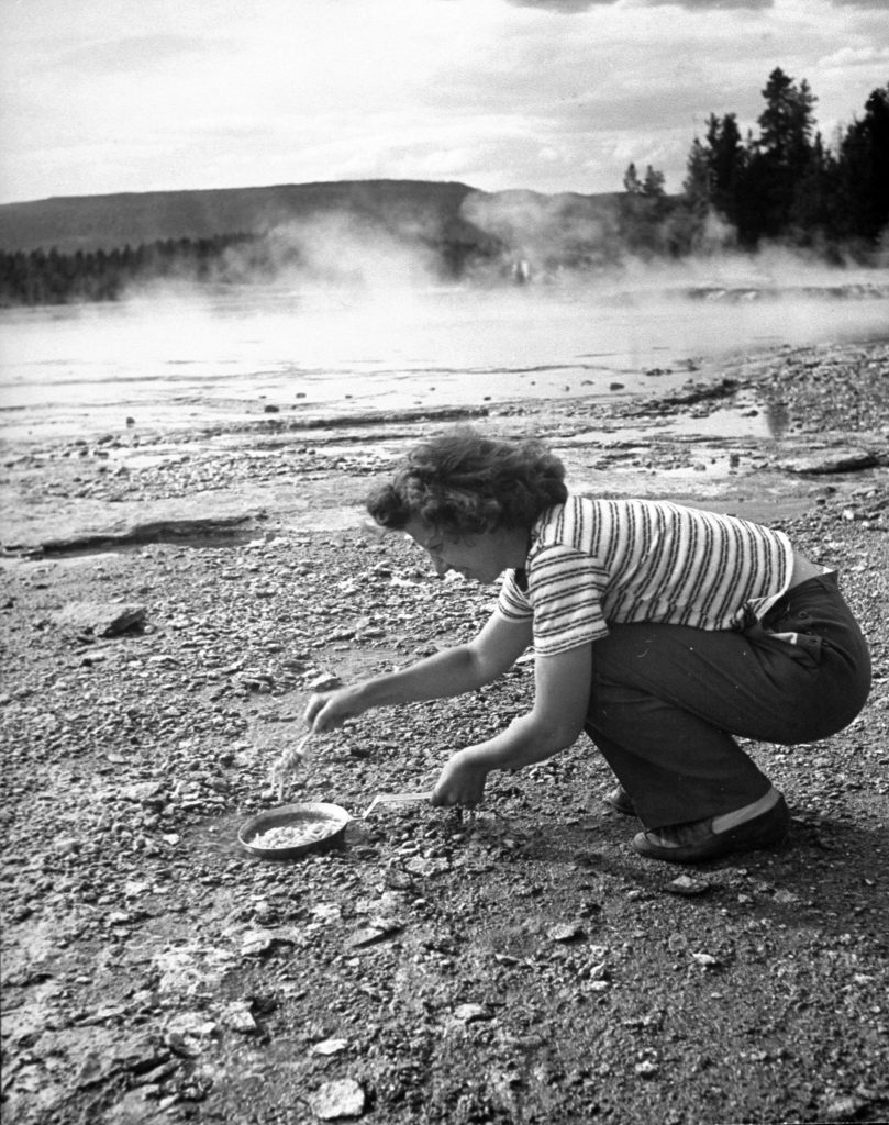 Yellowstone National Park 1946
