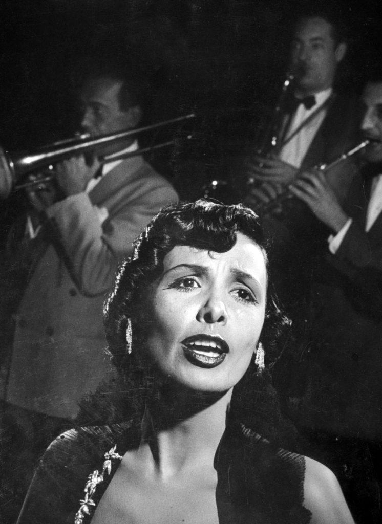 Lena Horne, 1948.