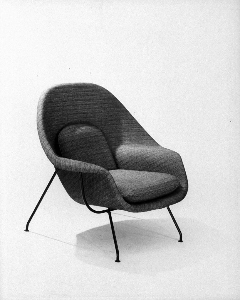 Womb Chair by Eero Saarinen, 1953