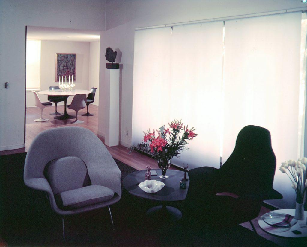 Saarinen House in Detroit, 1958.