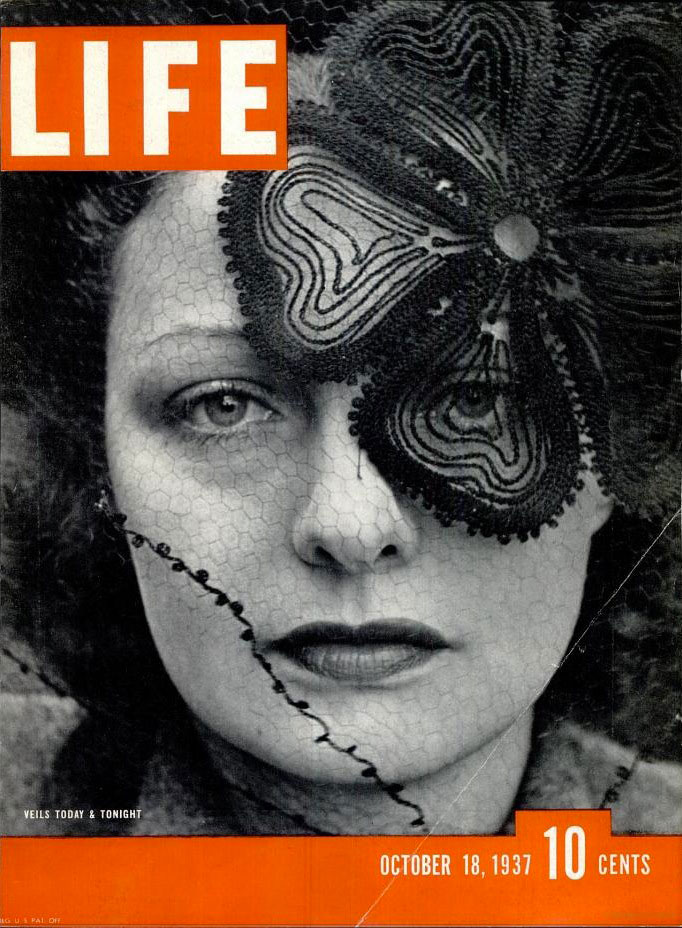 October 18, 1937 cover of LIFE magazine.