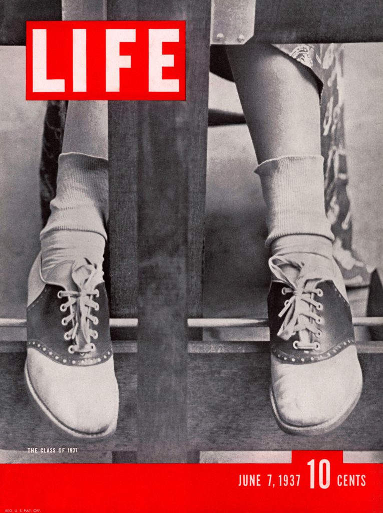 June 7, 1937 cover of LIFE magazine.