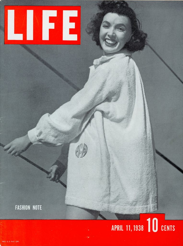 April 11, 1938 cover of LIFE magazine.
