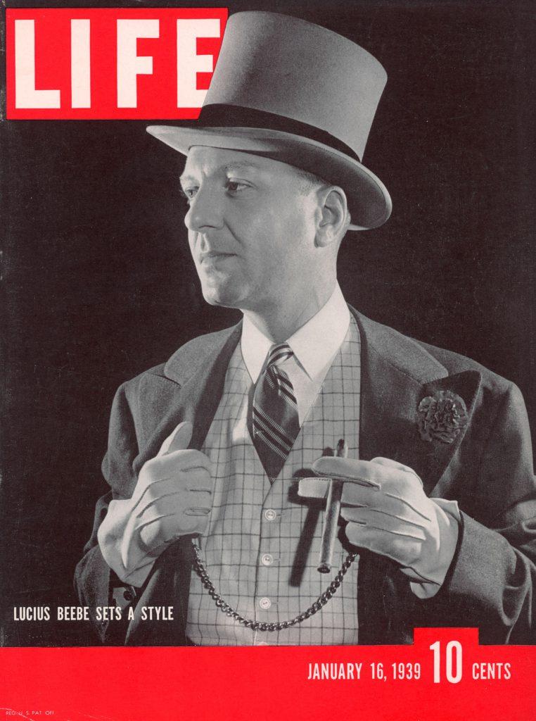 January 16, 1939 cover of LIFE magazine.