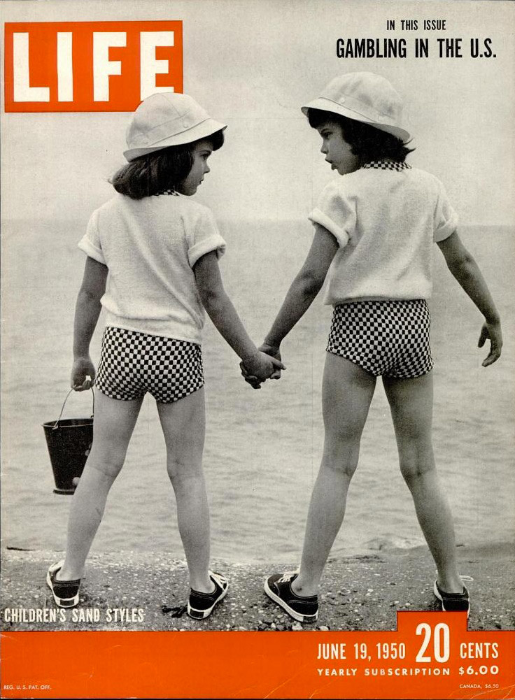 June 19, 1950 issue of LIFE magazine.