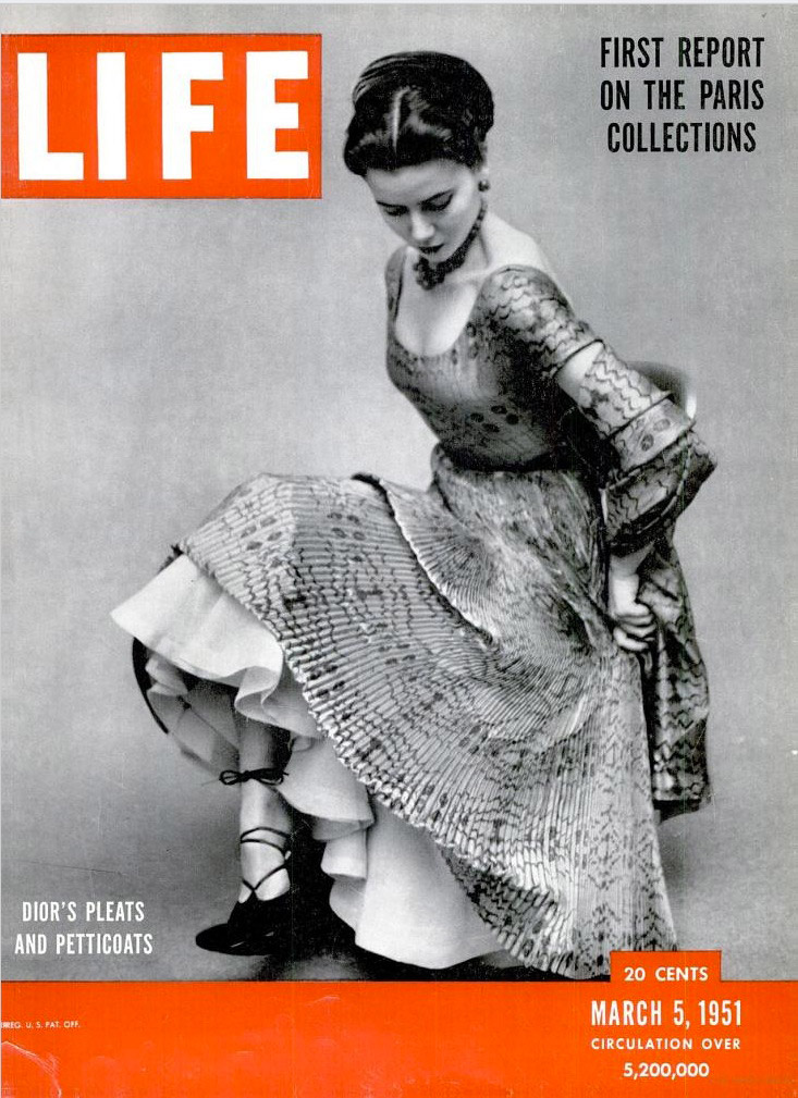 March 5, 1951 cover of LIFE magazine.