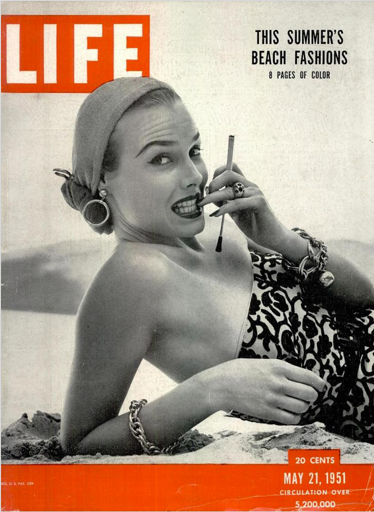 May 21, 1951 cover of LIFE magazine.