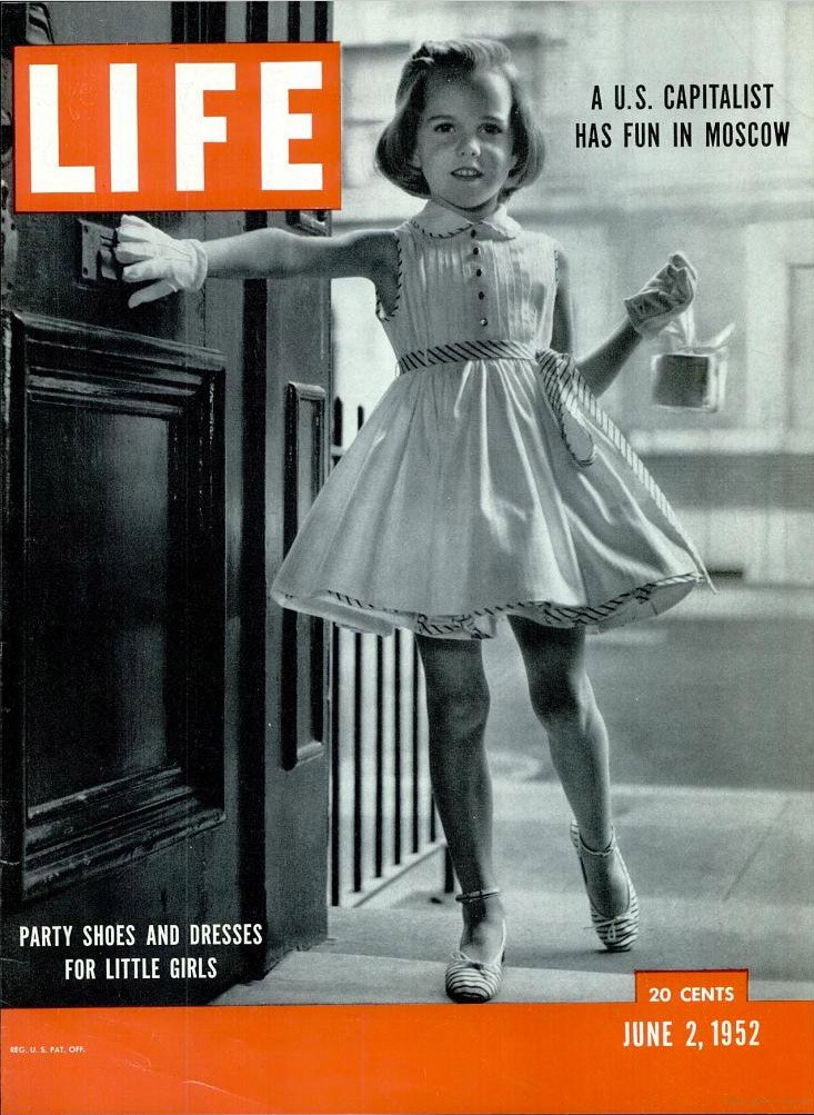 June 2, 1952 issue of LIFE magazine.
