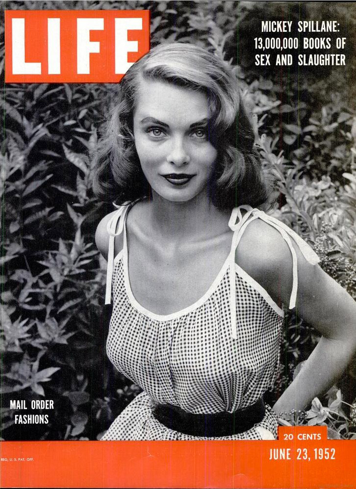 June 23, 1952 issue of LIFE magazine.