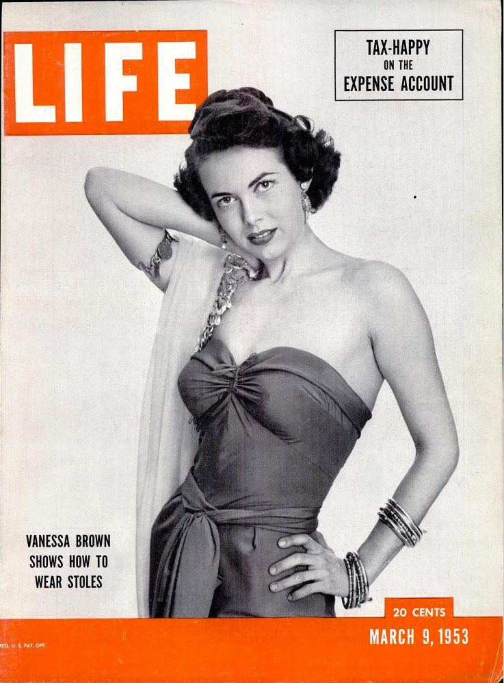 March 9, 1953 issue of LIFE magazine.