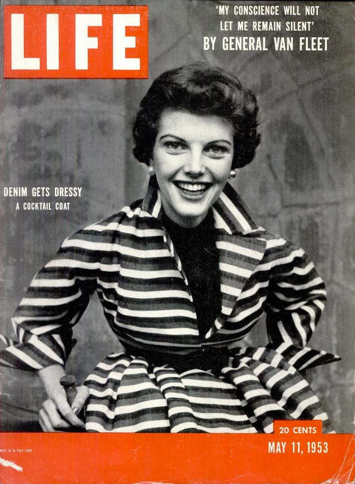 May 11, 1953 issue of LIFE magazine.