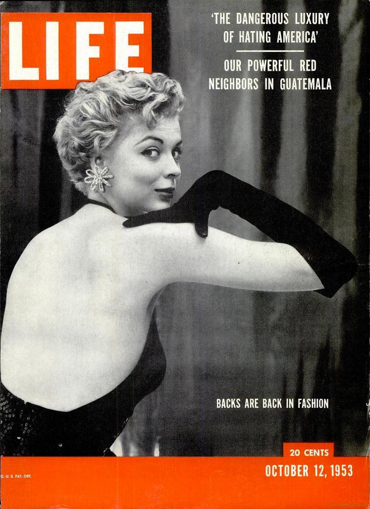 October 12, 1953 issue of LIFE magazine.