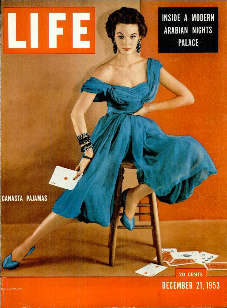 December 21, 1953 issue of LIFE magazine.