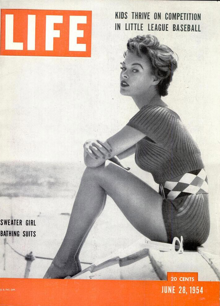 June 28, 1954 issue of LIFE magazine.