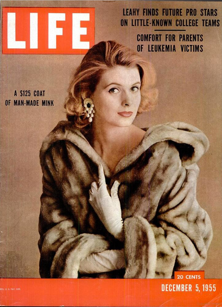 December 5, 1955 issue of LIFE magazine.