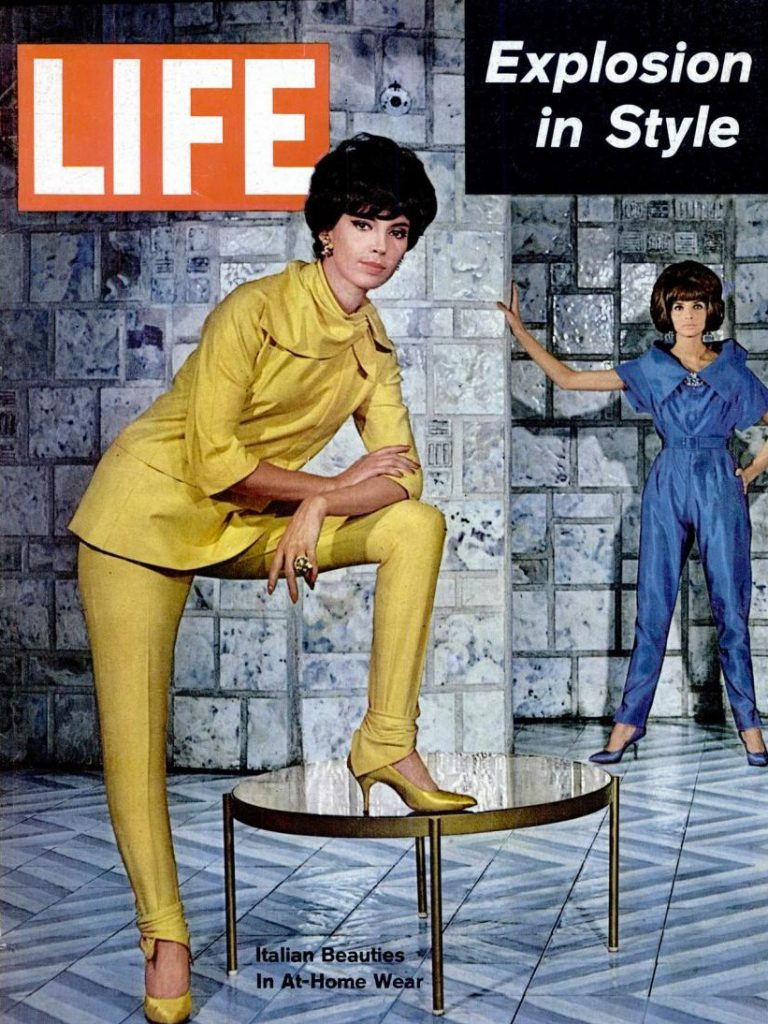 December 1, 1961 cover of LIFE magazine.