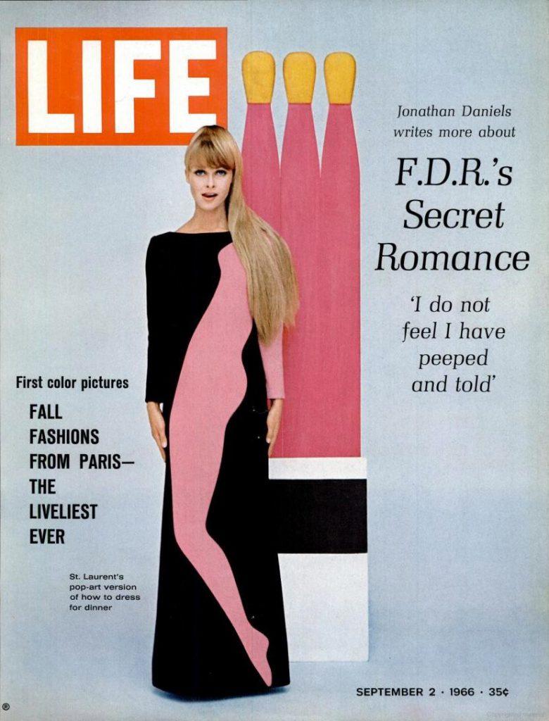 September 2, 1966 cover of LIFE magazine.