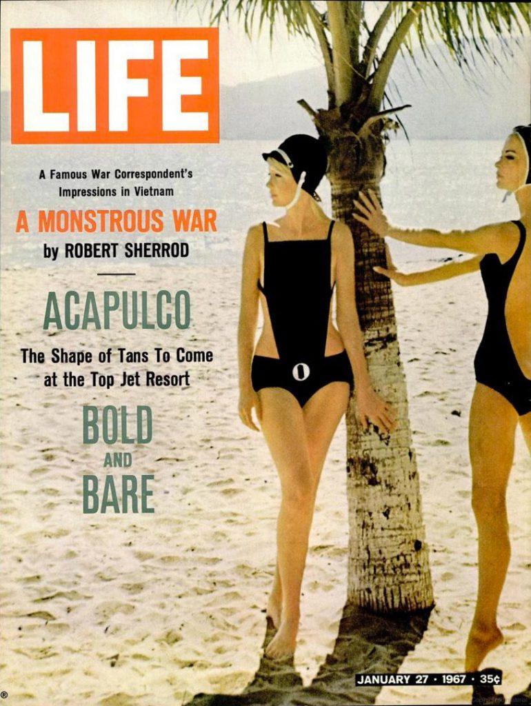 January 27, 1967 cover of LIFE magazine.