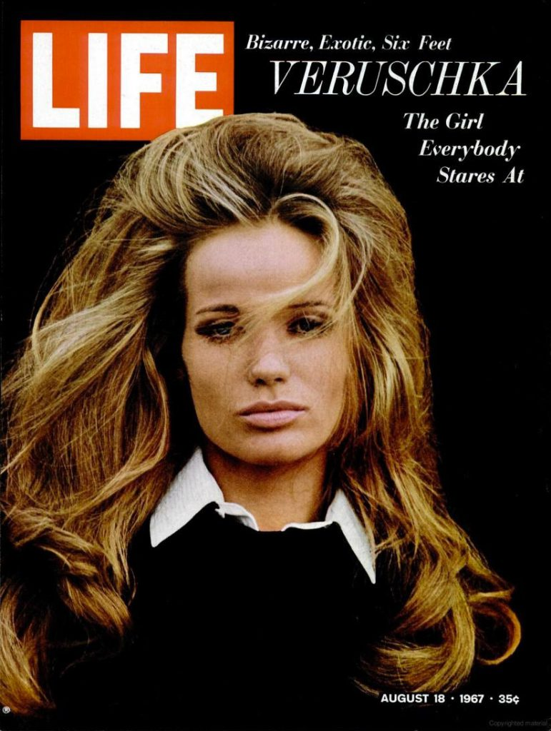 August 18, 1967 cover of LIFE magazine.