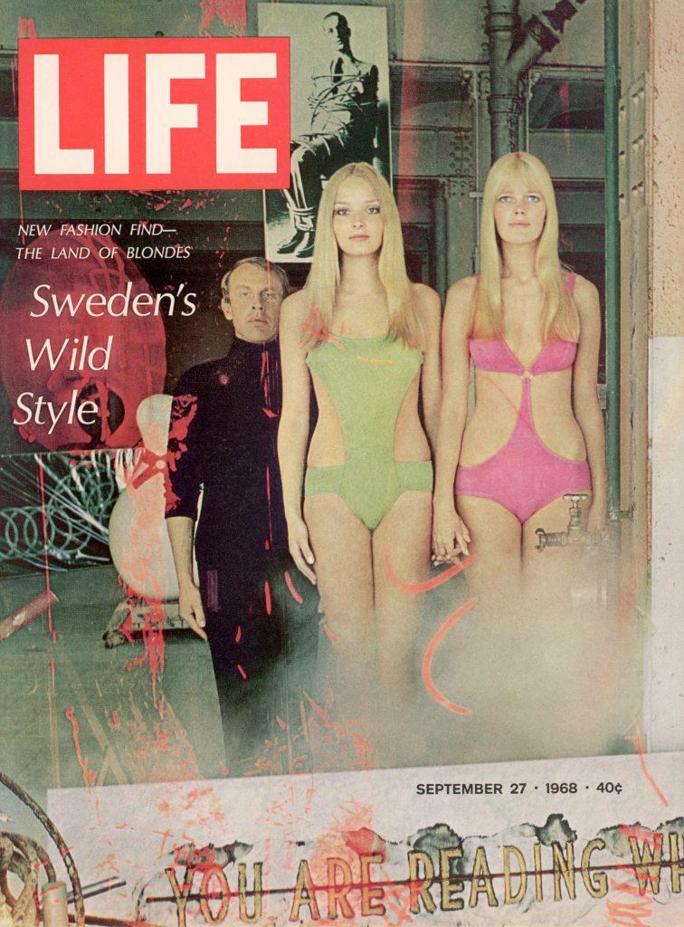 September 27, 1968 cover of LIFE magazine.