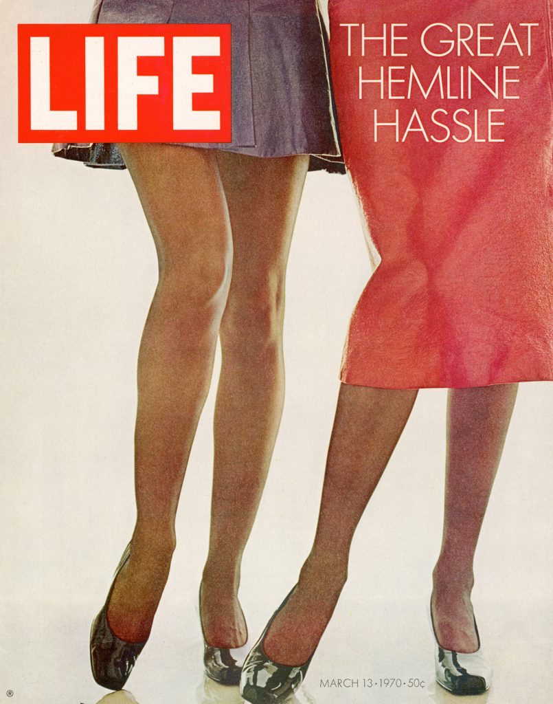 March 13, 1970 cover of LIFE magazine.