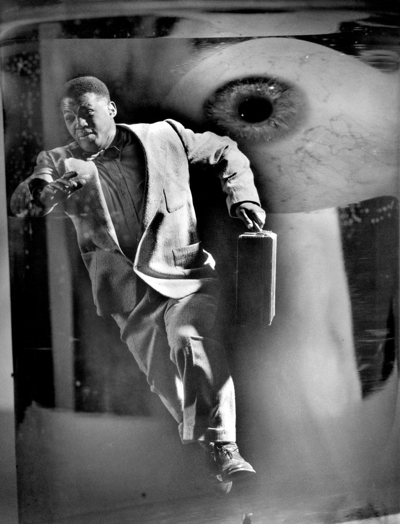 Untitled, Harlem, New York, 1952. Gordon Parks.