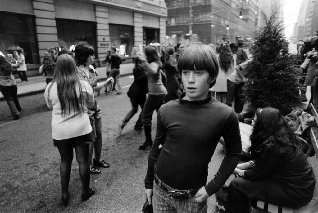 1972 photo essay about Brian Sullivan, a New York City teenager.
