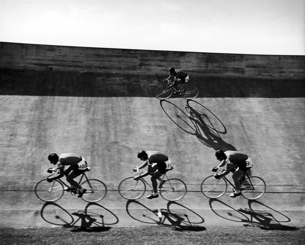 Cycling at the 1952 summer Olympics in Helsinki, Finaland.