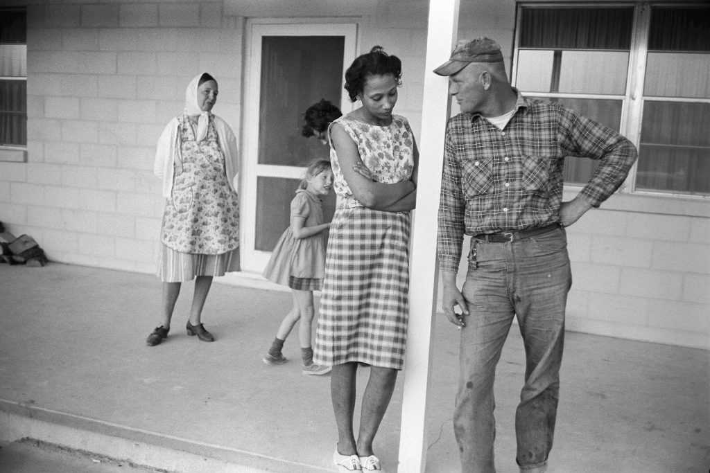 Richard and Mildred Loving, The Crime of Being Married, 1966.