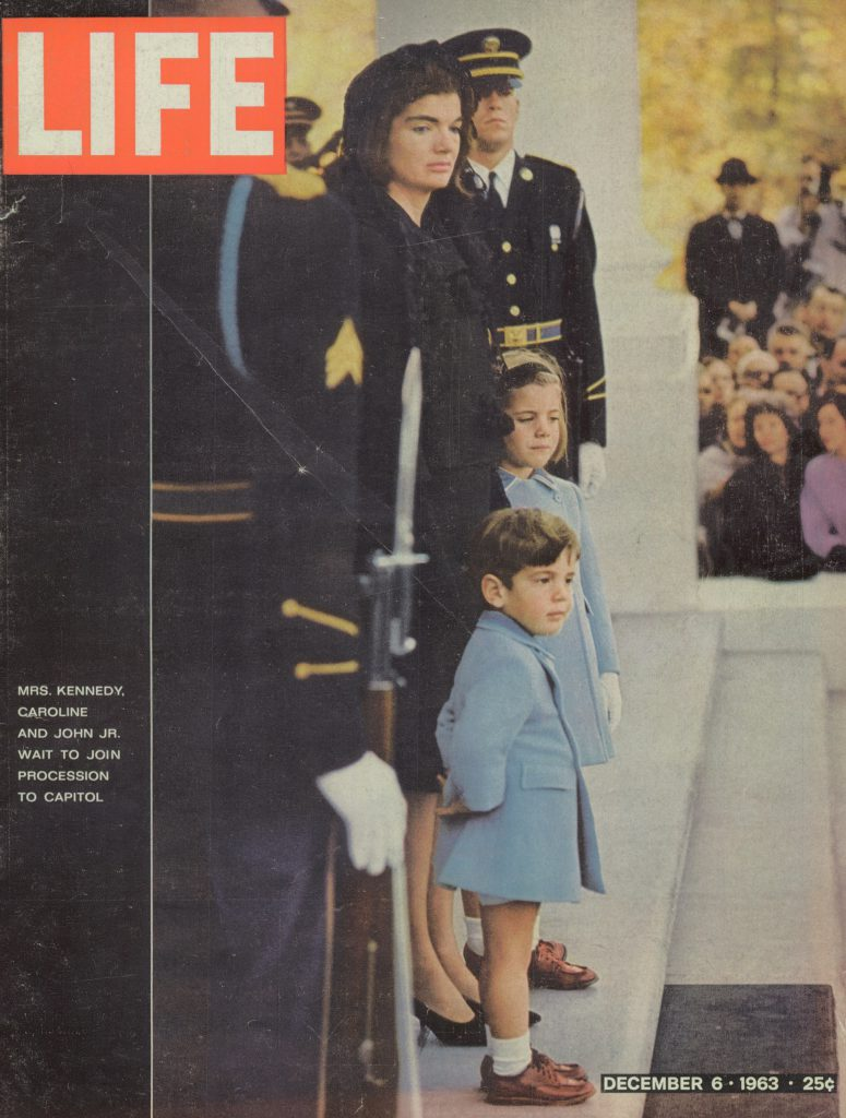 December 6, 1963 cover of LIFE magazine.