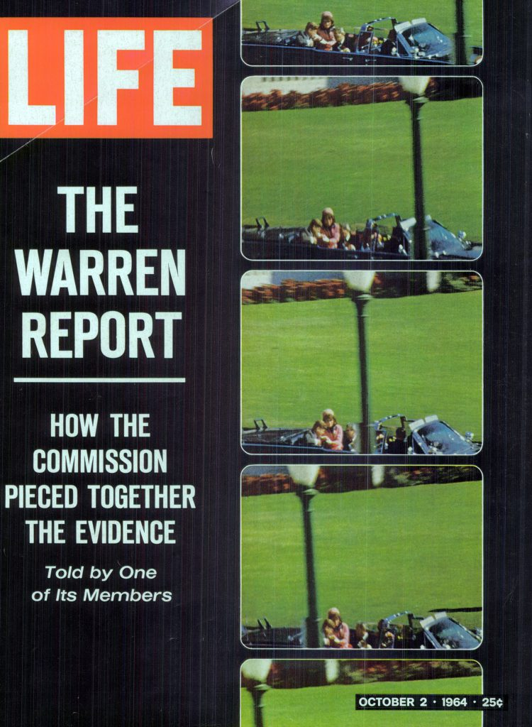 Oct. 2, 1964 cover of LIFE magazine.