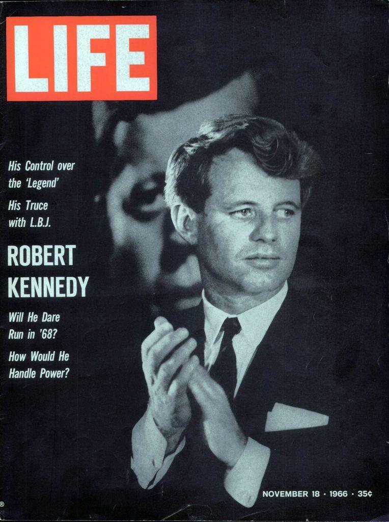 Nov. 18, 1966 cover of LIFE magazine. Cover photo by Bill Eppridge.