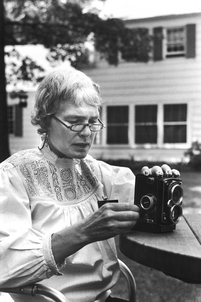 Margaret Bourke-White's struggle with Parkinson's disease.