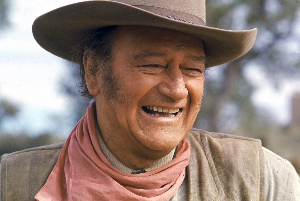 John Wayne photo essay by John Dominis for LIFE magazine, 1969.